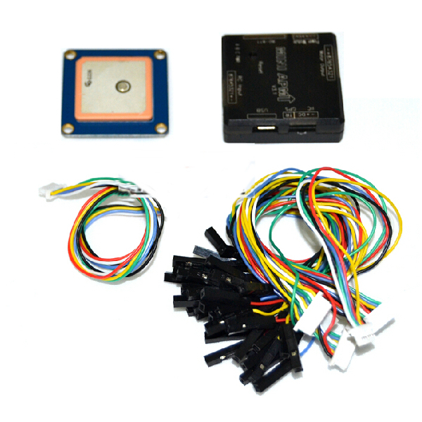 Mini APM V3 1 Flight Controller With Neo-6M GPS For Multicopters in India