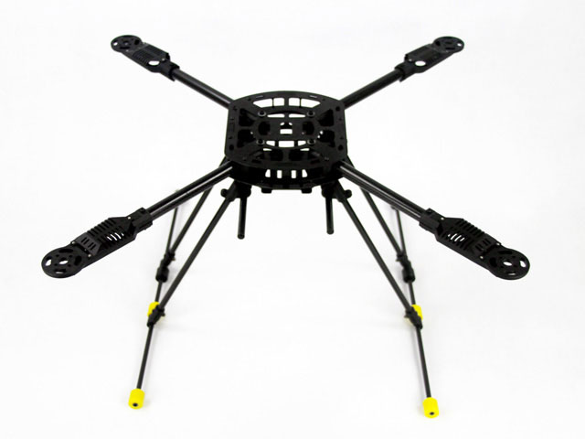 Bumblebee Carbon Fiber Quadcopter Frame 550mm in India - Gadgets ...