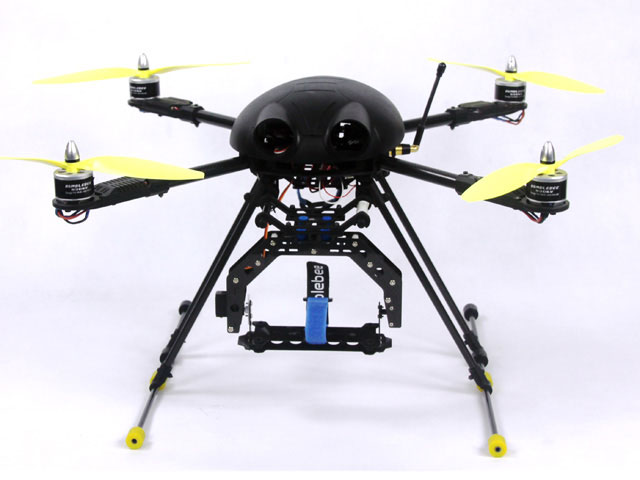 Bumblebee Carbon Fiber Quadcopter Frame 550mm In India