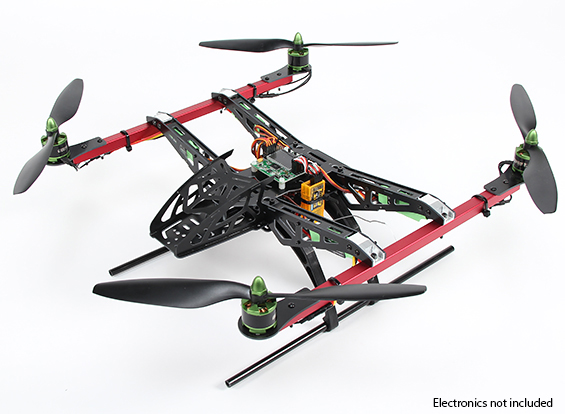 Hercules 500mm QuadCopter Frame (KIT) price in india - Gadgets Deal ...