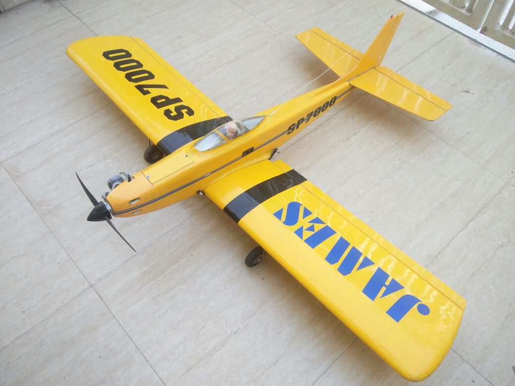 RC Plane for Hobby Flying - Made in India