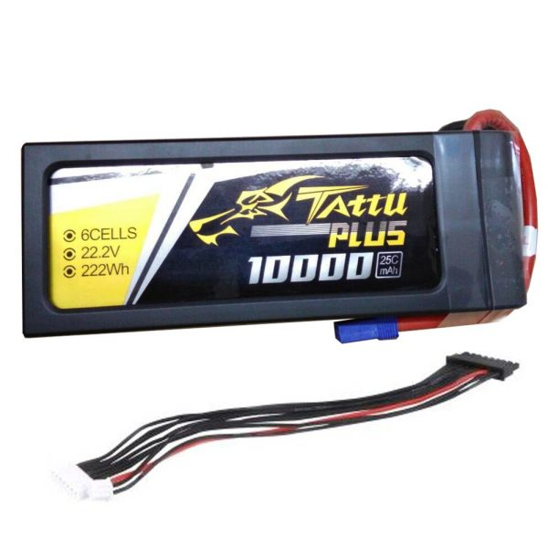 tattu smart lipo battery